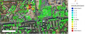 close-up zona instabilă din București