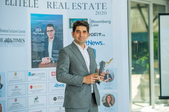 Gala Investing in Property, cel mai important eveniment din Real-Estate