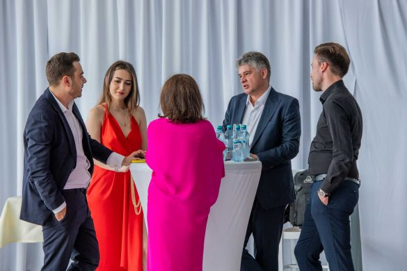 Sparkling Night, evenimentul de premium networking al anului 2021